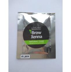 Бесцветная хна для бровей BH BROW HEALTH ХENNA в порошке