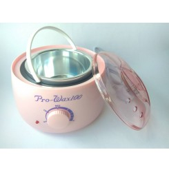 Воскоплав баночный Pro-Wax100, розовый
