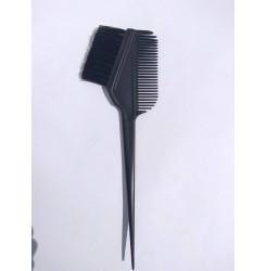 Кисточка для покраски волос с расческой (универсальная -Large)