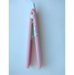 Утюжок гофре щипцы для волос Pro Gemei Gm - 2986 (розовый)