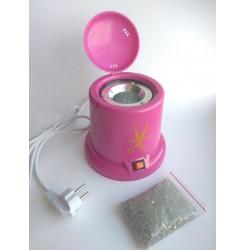 Стерилизатор кварцевый пластиковый корпус розовый