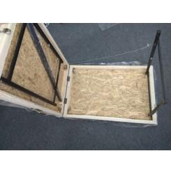 Складная кушетка для наращивания ресниц - лучший вариант для салонов, студий и частных мастеров!