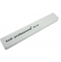 Баф профессиональный Kodi 100/100 прямоугольный, серый