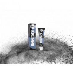 Краска для бровей и ресниц RefectoCil №2 черно-синяя Рефектоцил