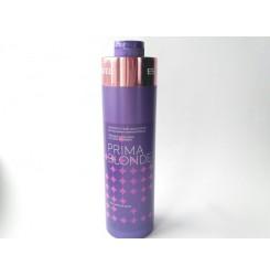 Шампунь серебристый для холодных оттенков блонд ESTEL PRIMA PRIMA BLONDE 1000 мл