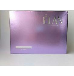 Гель-краска для бровей и ресниц ELAN professional line 01 black Елан Элан
