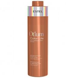 Шампунь деликатный для окрашенных волос ESTEL OTIUM COLOR LIFE, 1000 мл