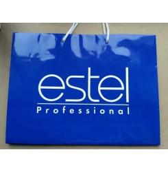 Пакет фирменный подарочный  Estel Professional