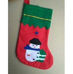 Большой носок Деда Мороза