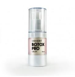 Кремовый Ботокс BTX Pro Cream LASH SECRET, 15 мл