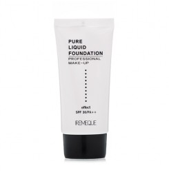 Тональная основа Remeque Pure Liquid Foundation 02 natural beige
