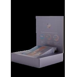 Набор для процедуры экранирования поврежденных волос Q3 THERAPY Estel