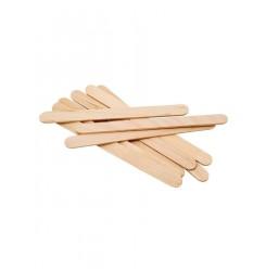Шпатель деревянный, 100 шт в уп. (9 мм)