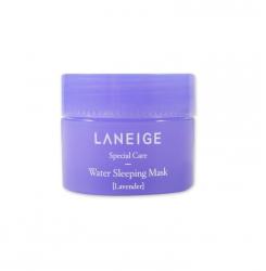 Маска увлажняющая ночная Laneige Water Sleeping Mask Lavender, 15 мл / фиолетовая