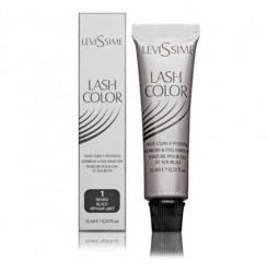 Краска для бровей и ресниц Lash Color LeviSsime 1 - (черный) Левиссим