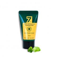 Пенка для проблемной и чувствительной кожи May Island 7 Days Secret Centella Cica, 30 мл