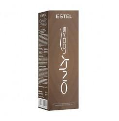 Краска для бровей и ресниц Estel Professional ONLY looks коричневая