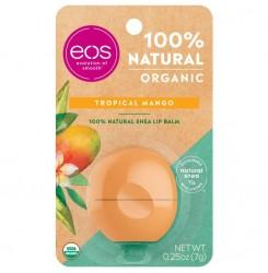 Бальзам для губ EOS Tropical Mango / тропический манго, 7 г
