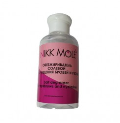 Обезжириватель солевой Nikk Mole, 200 мл