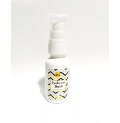 Скраб для бровей Nila Eyebrow Scrub, 30 мл