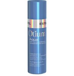 """Сыворотка увлажняющая для волос """"Экспресс-увлажнение"""" Estel professional OTIUM AQUA , 100 мл"""