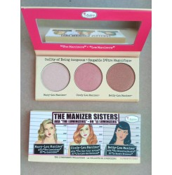 Набор хайлайтеров theBalm The Manizer Sisters