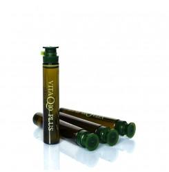 Ампула для волос Somang Vita Q10 Plus / зеленая ампула, 13 мл