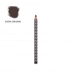 Карандаш пудровый для бровей / dark brown Zola