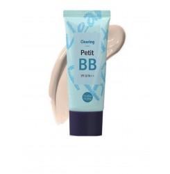 Крем BB увлажняющий Holika Holika Clearing petit bb cream / бирюзовая туба, 30 мл