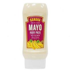 Маска питательная для волос с бананом и яичным желтком Welcos Banana Mayo Hair Pack, 250 мл