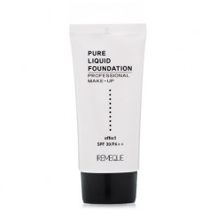 Тональная основа Remeque Pure Liquid Foundation 02 - natural beige