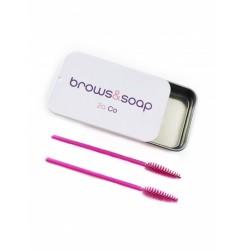 Мыло для бровей Brows & Soap 2aco / белая коробка