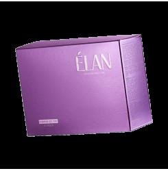 Гель-краска для бровей и ресниц (упаковка) ELAN professional line 01 black Елан Элан