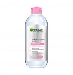 Мицеллярная вода для всех типов кожи Garnier Skin Naturals, 400 мл (розовая средняя)