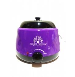 Воскоплав Global Fashion фиолетовый / с черной крышкой
