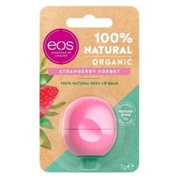 Бальзам для губ EOS Strawberry Sorbet / клубничный сорбет, 7 г