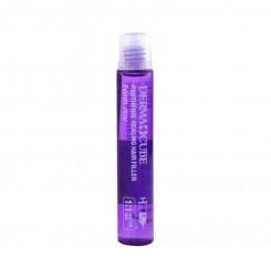 Филлер для волос с пантенолом FarmStay Derma Cube Panthenol Healing, 13 мл / фиолетовый