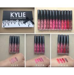 Kylie matte lipstick ( шоколадная серия)  / Набор помад