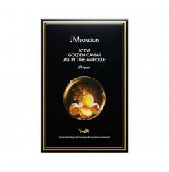Сыворотка с экстрактом икры и золотом JMsolution Active Golden Caviar All In One Ampoule / саше