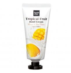 Крем для рук Farmstay Visible Difference Hand Cream 50 мл / манго