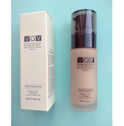 Тональный крем VOV New Liquid Foundation 21 natural beige