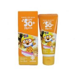 Солнцезащитный крем для детей Pororo Sun Block SPF50+, 60 мл
