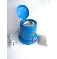 Стерилизатор кварцевый пластиковый корпус голубой