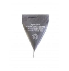 Пенка для умывания Ayoume Enjoy Mini Enzyme Foam Cleanser, 3 г (серый треугольник)