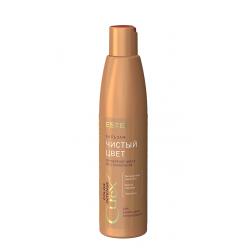 """Бальзам """"Чистый цвет"""" для шоколадных оттенков волос ESTEL СUREX COLOR INTENSE, 250 мл"""