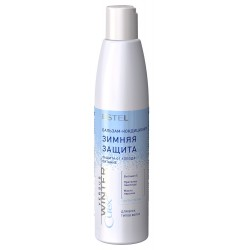 """Бальзам-кондиционер """"Зимняя защита"""" для всех типов волос ESTEL CUREX VERSUS WINTER, 250 мл"""