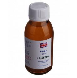 Биогель для педикюра и биоманикюра с алое вера BioGel Aloe Vera, 120 мл
