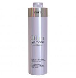 Шампунь-блеск для гладкости и блеска волос ESTEL OTIUM DIAMOND 1000 мл