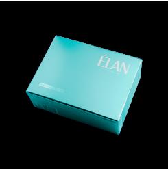 Гель-краска для бровей и ресниц (упаковка) ELAN professional line 02 dark brown Елан Элан
