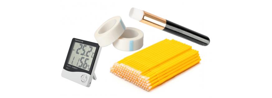 Расходные материалы, термометр